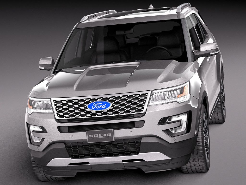 2018 Ford Explorer Platinum Review Ford Explorer Ford Suv Ford