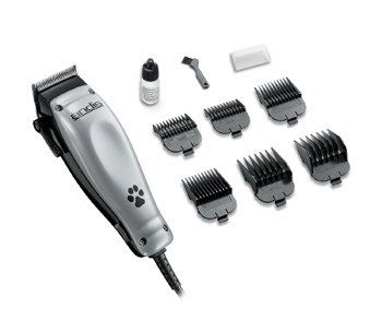 Andis Easy Clip 10 Piece Pet Clippers Set With Powerful Quiet And Cool Running Motor Features A Adjustable Blade And 6 Com Dog Clippers Easy Clip Pets For Sale