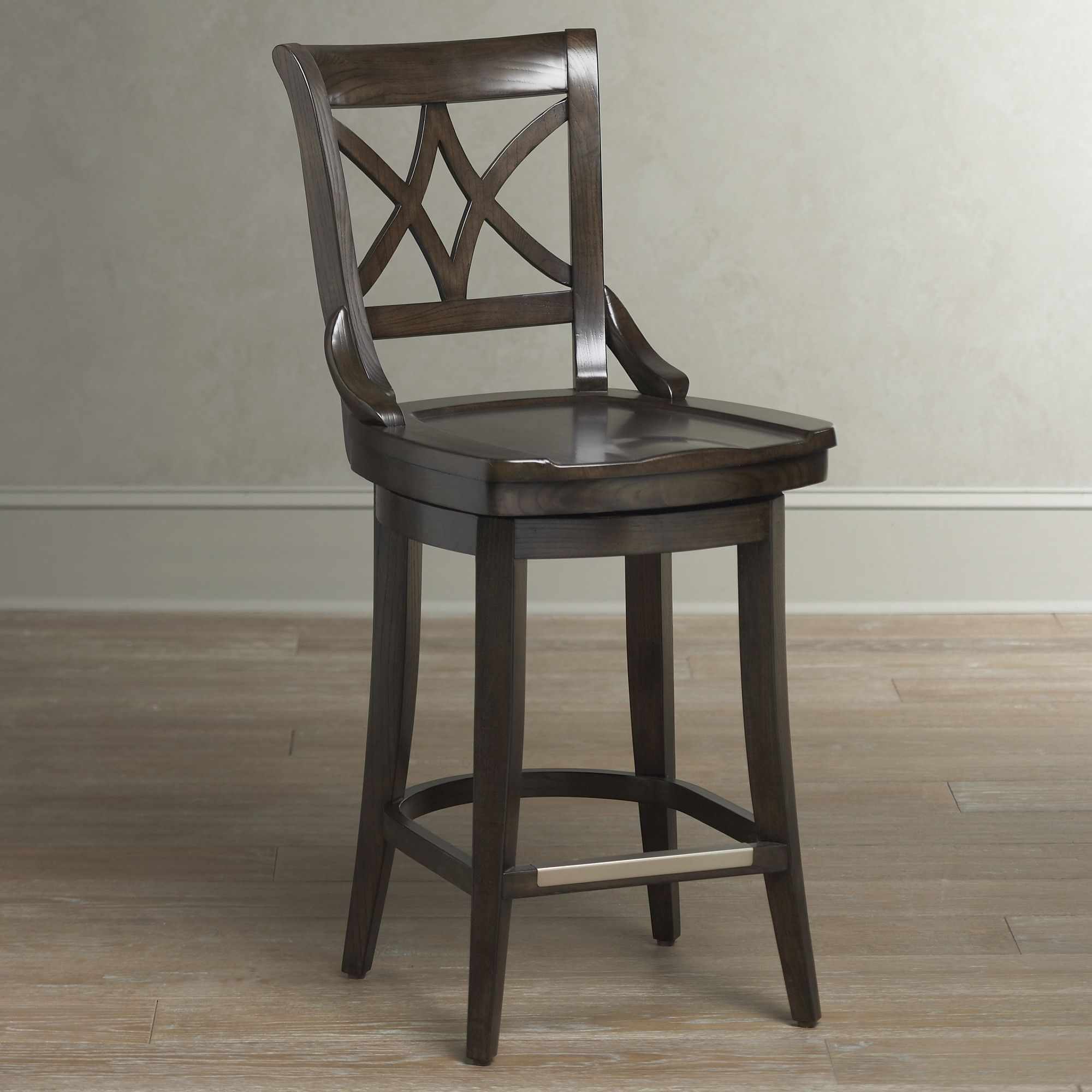 You\'ll love the Morrow Swivel Stool at Birch Lane - With Great Deals ...