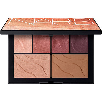 NARS HOT NIGHTS FACE PALETTE Bronzer, Sephora, Smudge