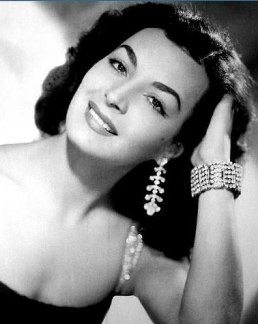 """Another movie star from the 40's and 50""""s"""