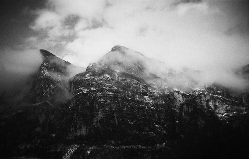 #Fog #mountains