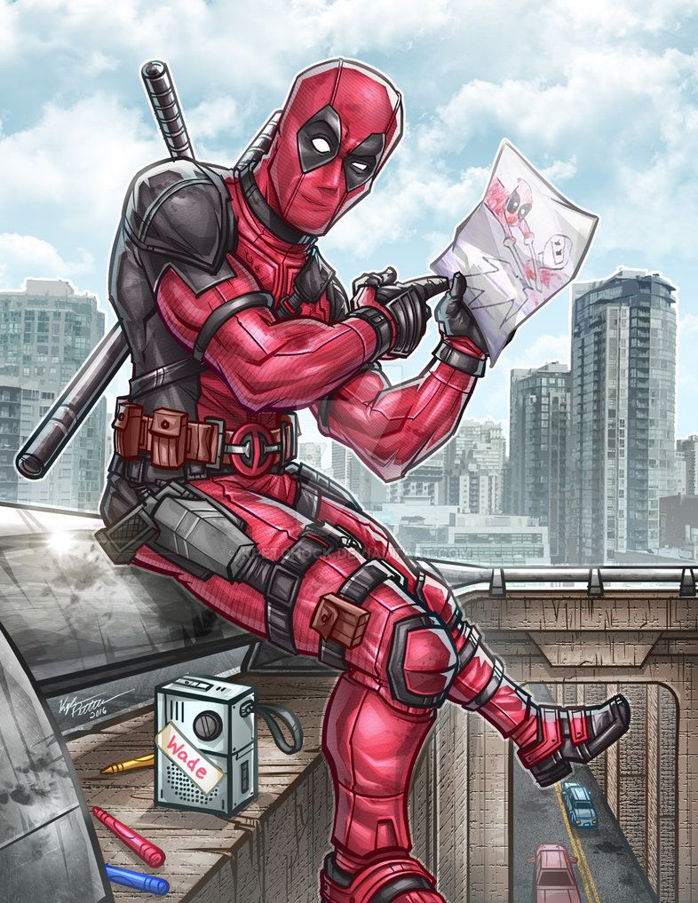 Deadpool Pic by kpetchock on DeviantArt