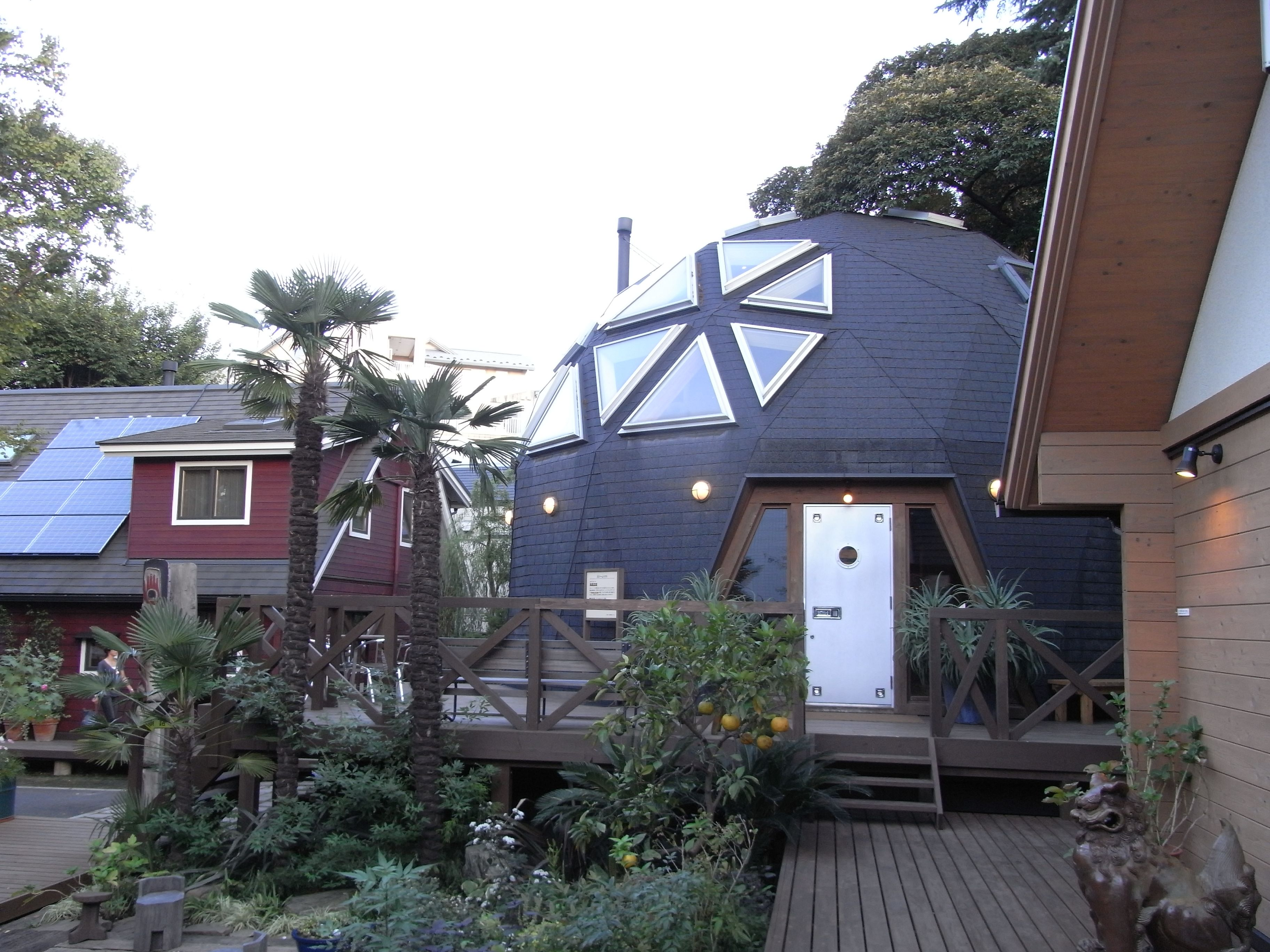 The Hippie Houses Of The North Mountain Nova Scotia -
