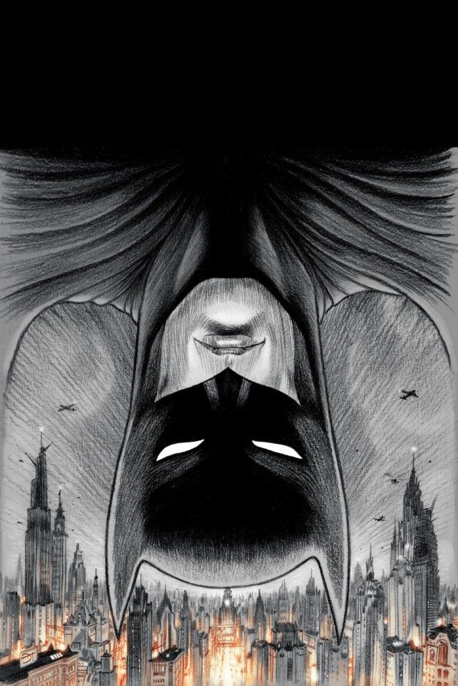 Batman and Architecture Finally United in 'Batman: Death by Design' - Writer Chip Kidd and artist David Taylor