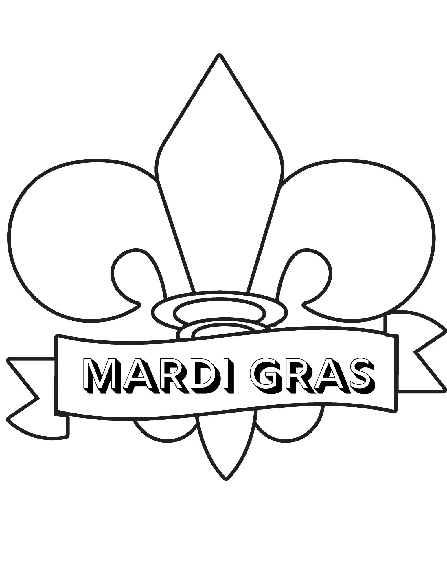 Sundays With The Saints Mardi Gras In