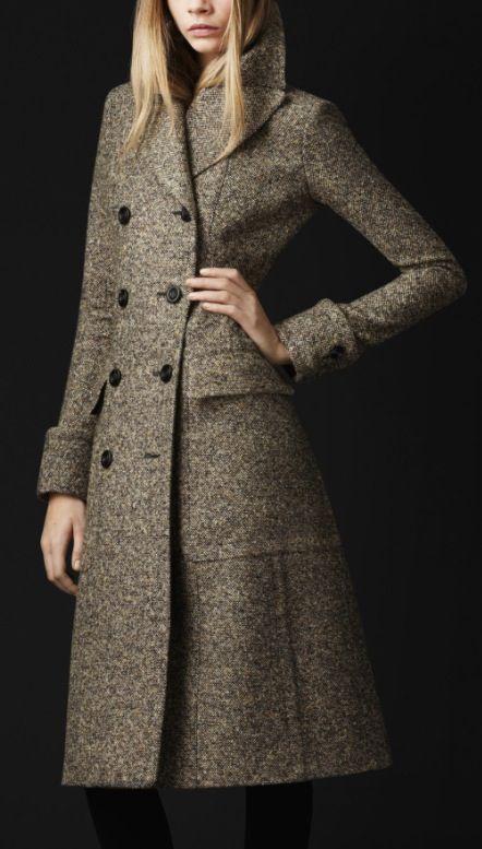 Burberry Prorsum Fall Fashion Coats Autumn Fashion Fashion