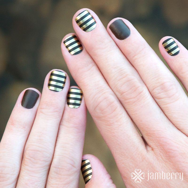 Pin by Kim Pacana on Jamberry Fall nail style   Pinterest   Jamberry ...