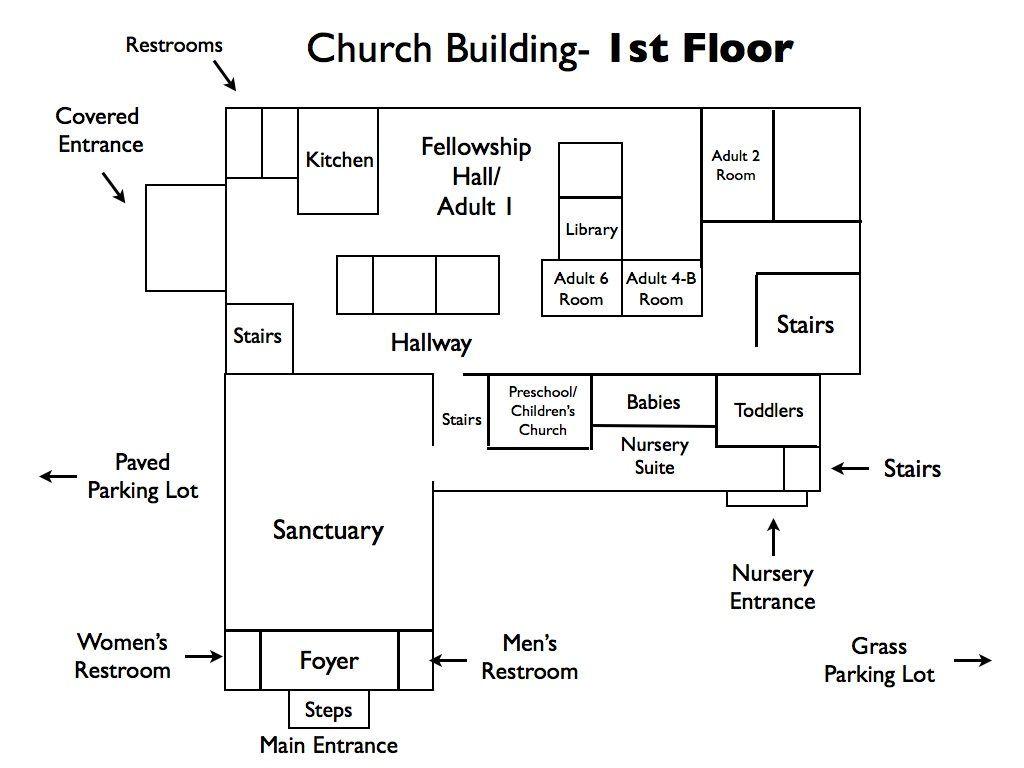 Catholic Church Floor Plan Valine In 2019 House Design Church Design Floor Plans