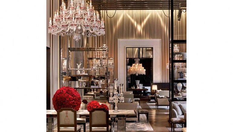 Tsar Nicholas II at Baccarat Hotel New York | The World's Most Extravagant Afternoon Tea Services