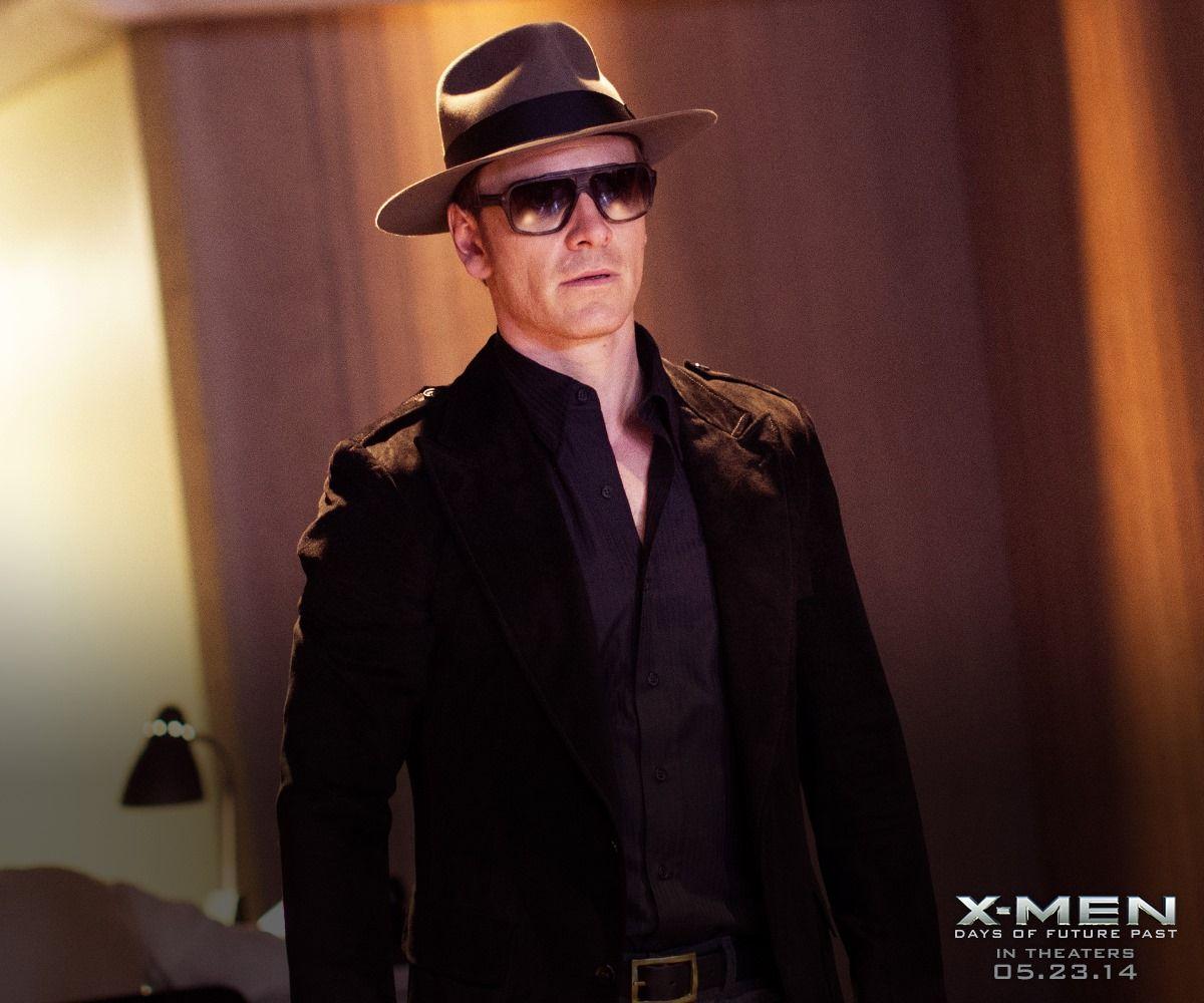 Hollywood men's fashion: Michael Fassbender (Magneto ...