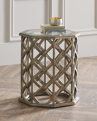 Brucie End Table By Hooker Furniture At Horchow.