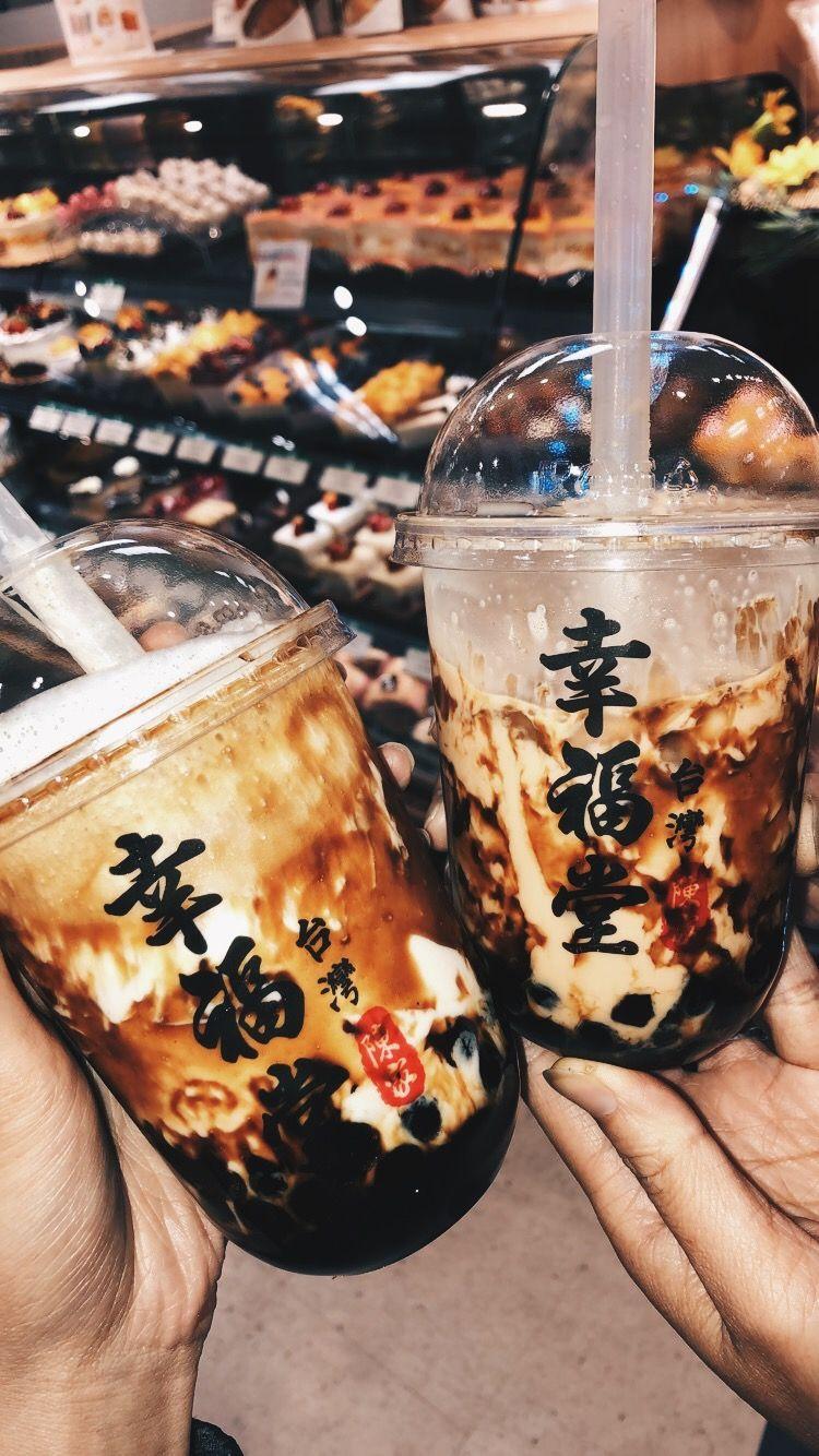 Bubble Tea Roblox Xing Fu Tang Brown Sugar Pearl Milk Aesthetic Ide Makanan Makanan Dan Minuman Makanan