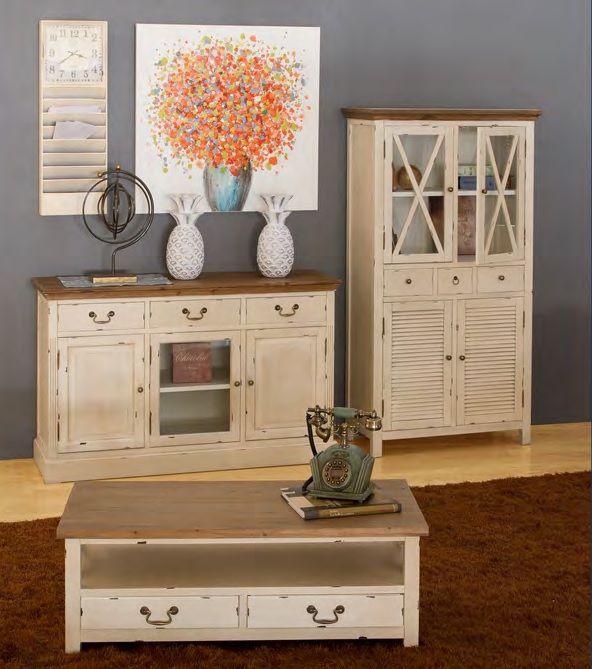 Colección Provenzal mueble Lauren, nos trasladará al mueble de las ...