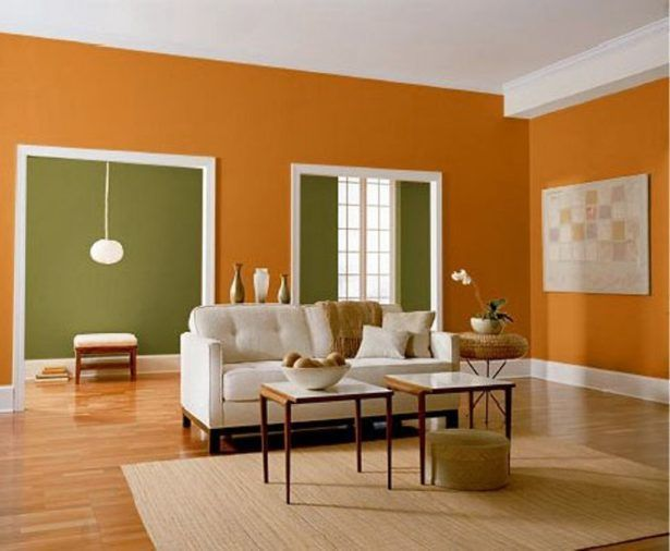 Living Room Awesome Paint Combination Options Ideas Color Green