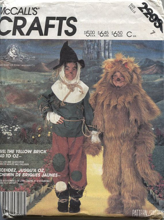 Vintage - Etsy Halloween - Page 19 | Crafts - The Wizard of oz ...
