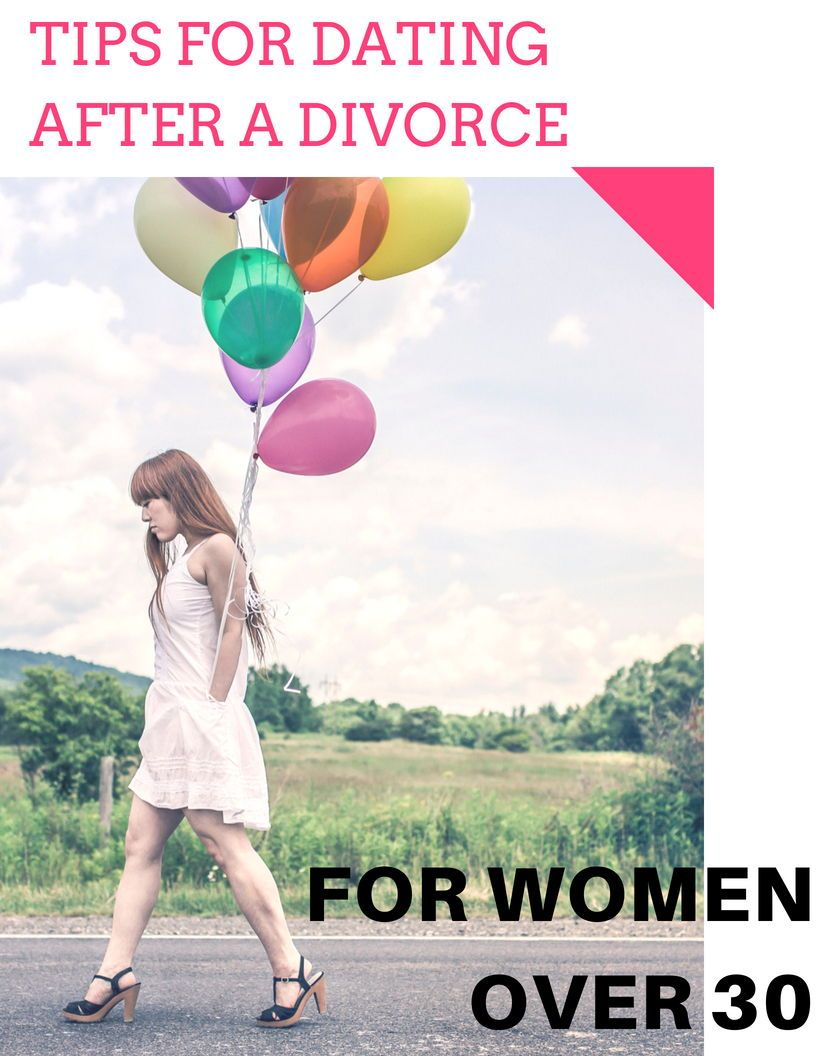 dating advice after a divorce