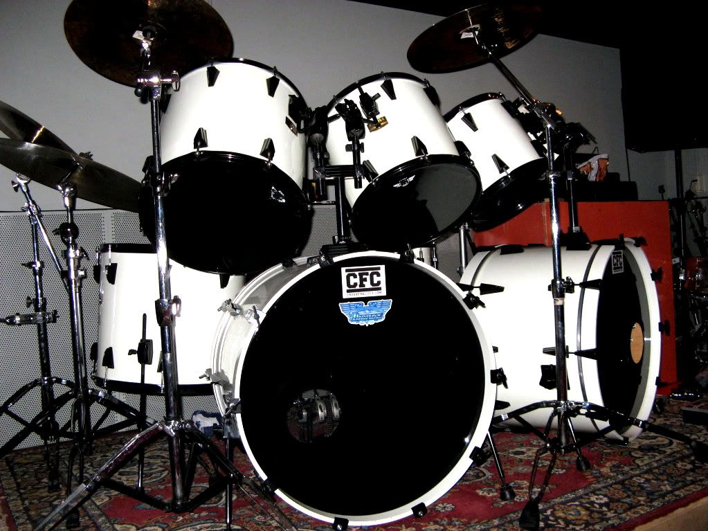 Lars Ulrich Kit Rollcall Pics Inside