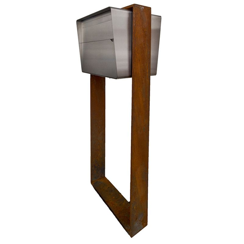 Design Briefkasten Mailbox Design Modern Mailbox Brick Mailbox