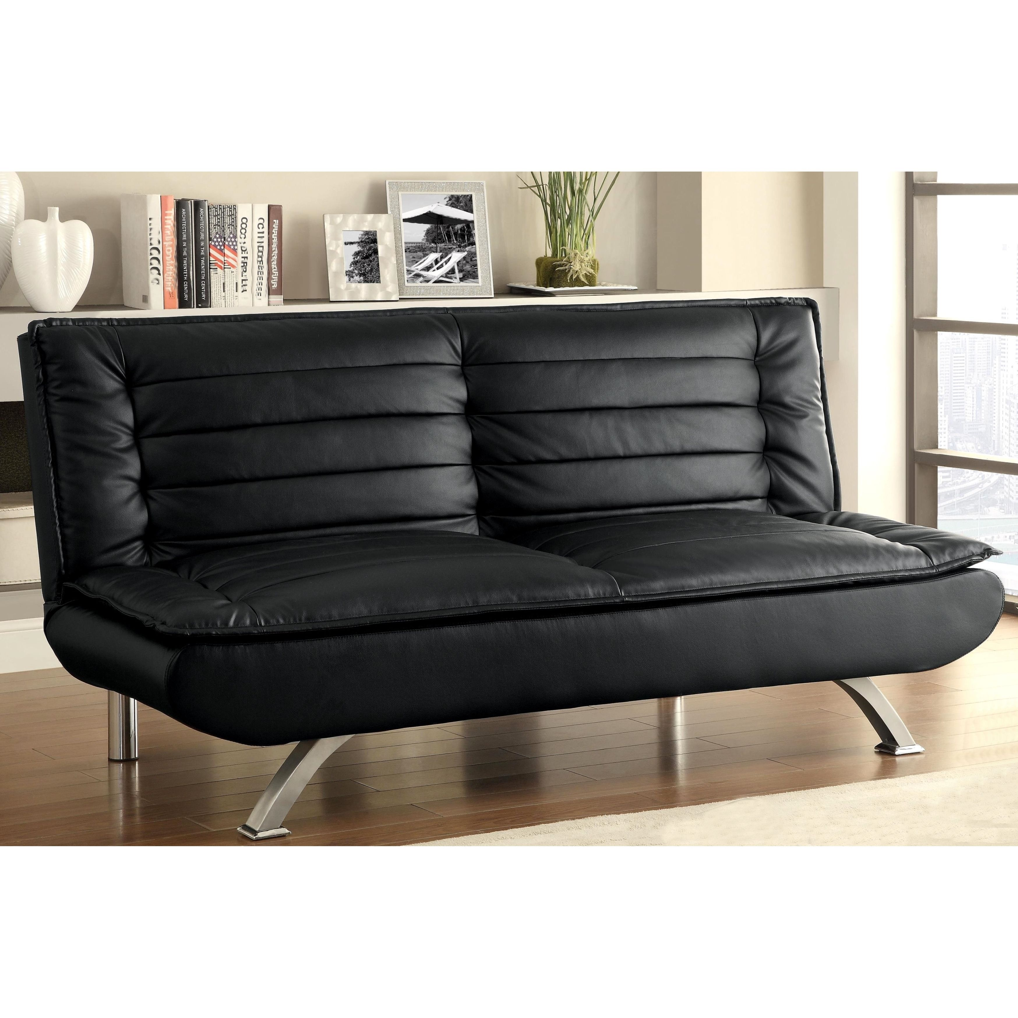 Premo Modern Decorative Quilted Pillow Top Sofa Bed