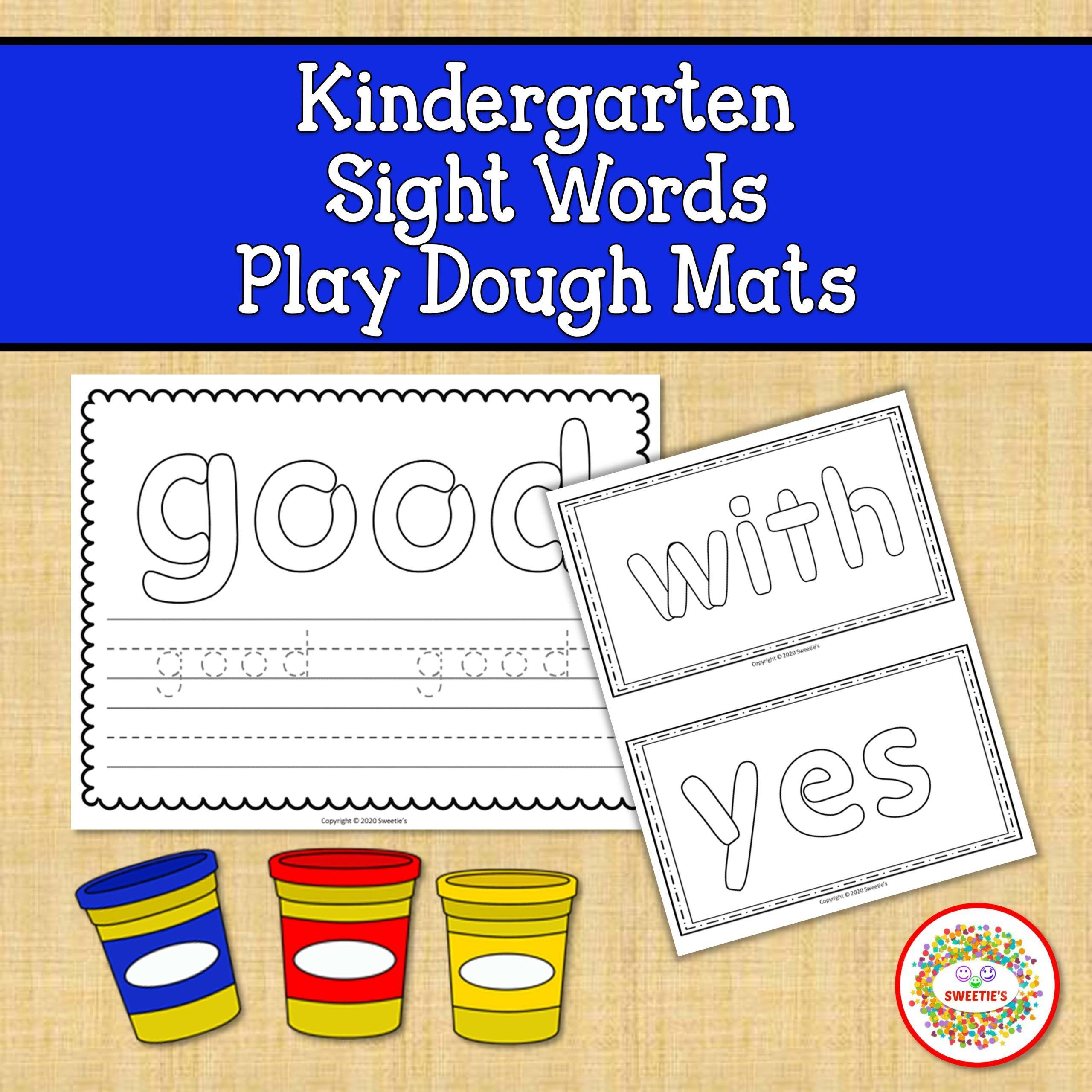 Playdough Sight Word Mats Kindergarten Made By Teachers Sight Words Kindergarten Playdough Sight Words Sight Words [ 2560 x 2560 Pixel ]