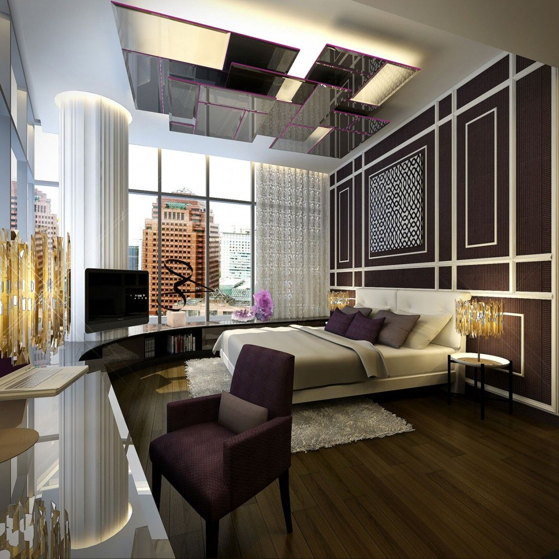Opulent Show Flat In Grange Infinite Tower, Singapore (5