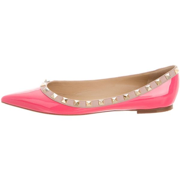 Pre-owned - Leather flats Valentino WDptiVdUP