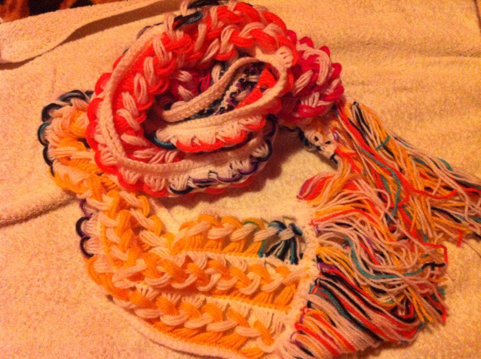 Vlecht sjaal