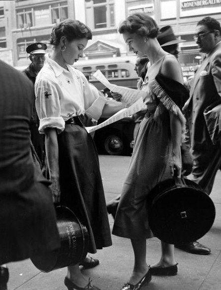 photo by Gordon Parks, 1950