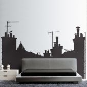 love this, I could use chimney pots ie: Italy