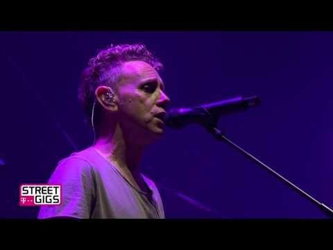 Depeche Mode Walking In My Shoes 17 03 2017 Youtube Depeche Mode Walk In My Shoes Depeche Mode Live