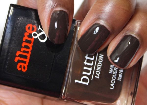 Allure and Butter London Arm Candy Nail Polish Collection   Lust or Must? #bLxAllure