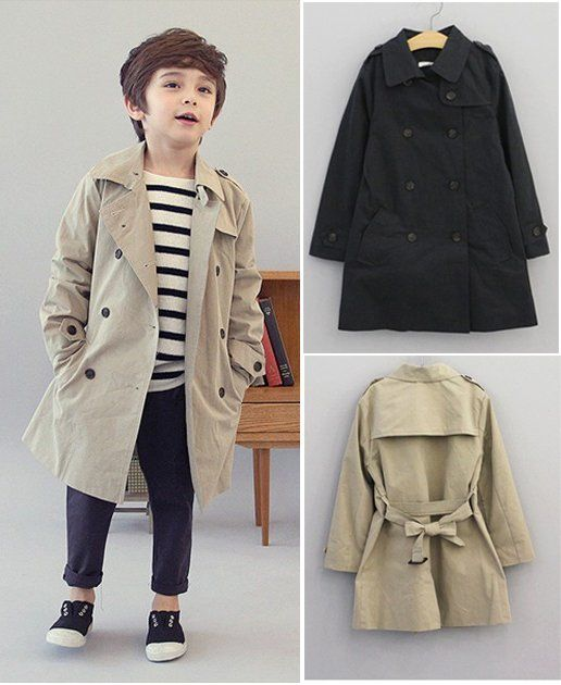 Trench Coats For Little Boys Boys Trench Coat Boy