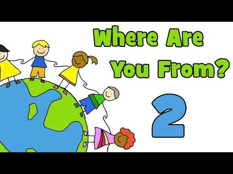 where are you from song