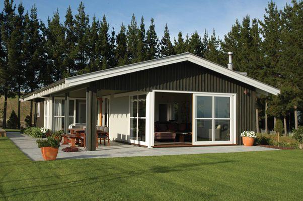 Bevin + Slessor - Millar Road Cottages