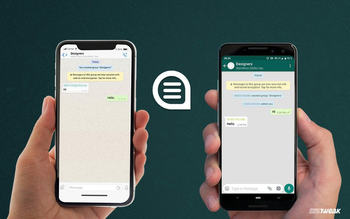 How To Transfer Your WhatsApp Messages From iPhone To