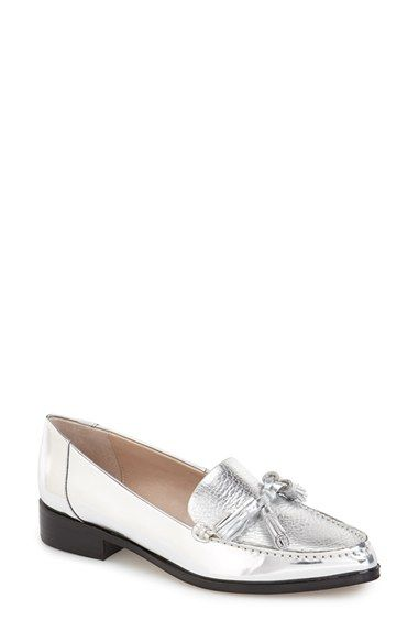 863ed9d19e7e French Connection  Lonnie  Tassel Loafer (Women) available at  Nordstrom