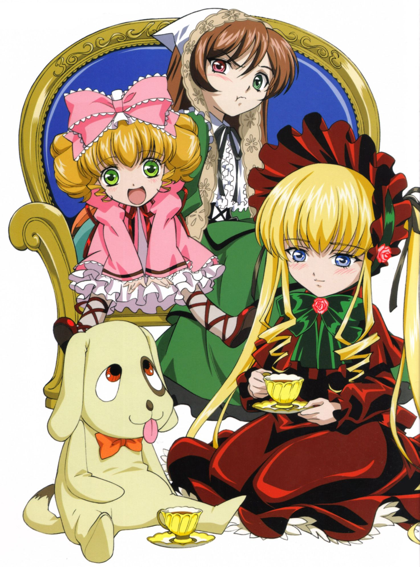 shinku rozen maiden