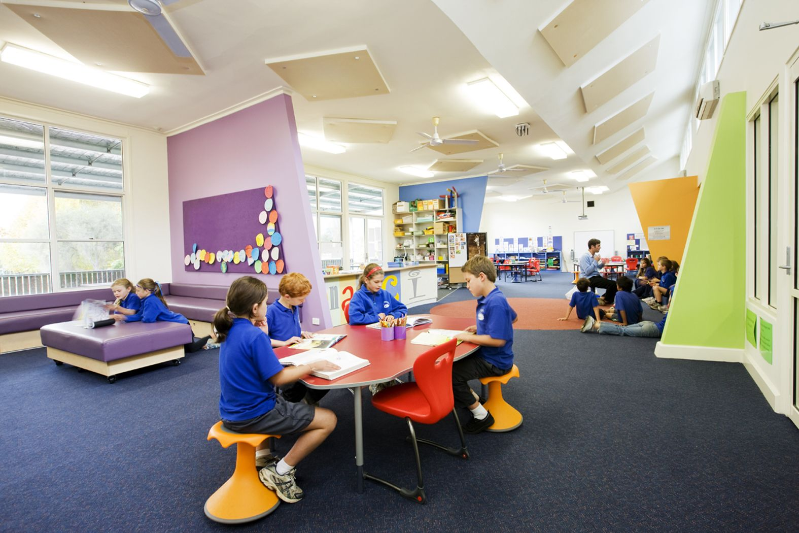 Get Rid Of The Miniature Office Design For Classrooms