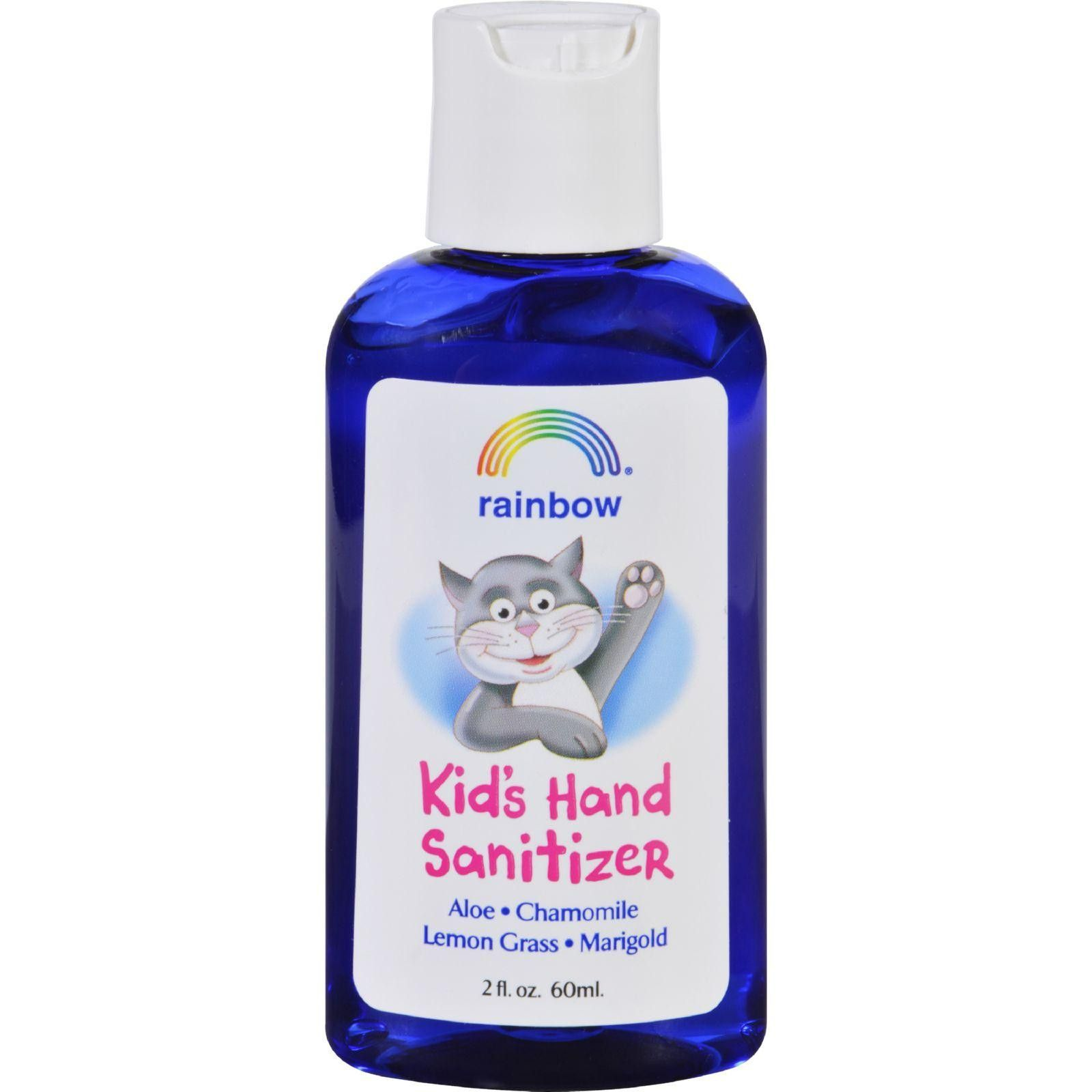 Rainbow Research Hand Sanitizer For Kids
