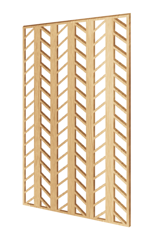 Unique wooden decorative wall panels, facade panels from plywood ...