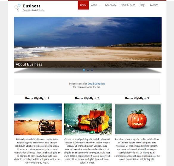 Evohosting - http://www.evohosting.co.uk/blog/web-development/drupal-web-development/20best-free-premium-drupal-themes/