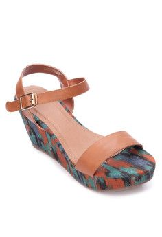 534d01a5a788 CLN Karensa Wedge Sandals  onlineshop  onlineshopping  lazadaphilippines   lazada  zaloraphilippines  zalora