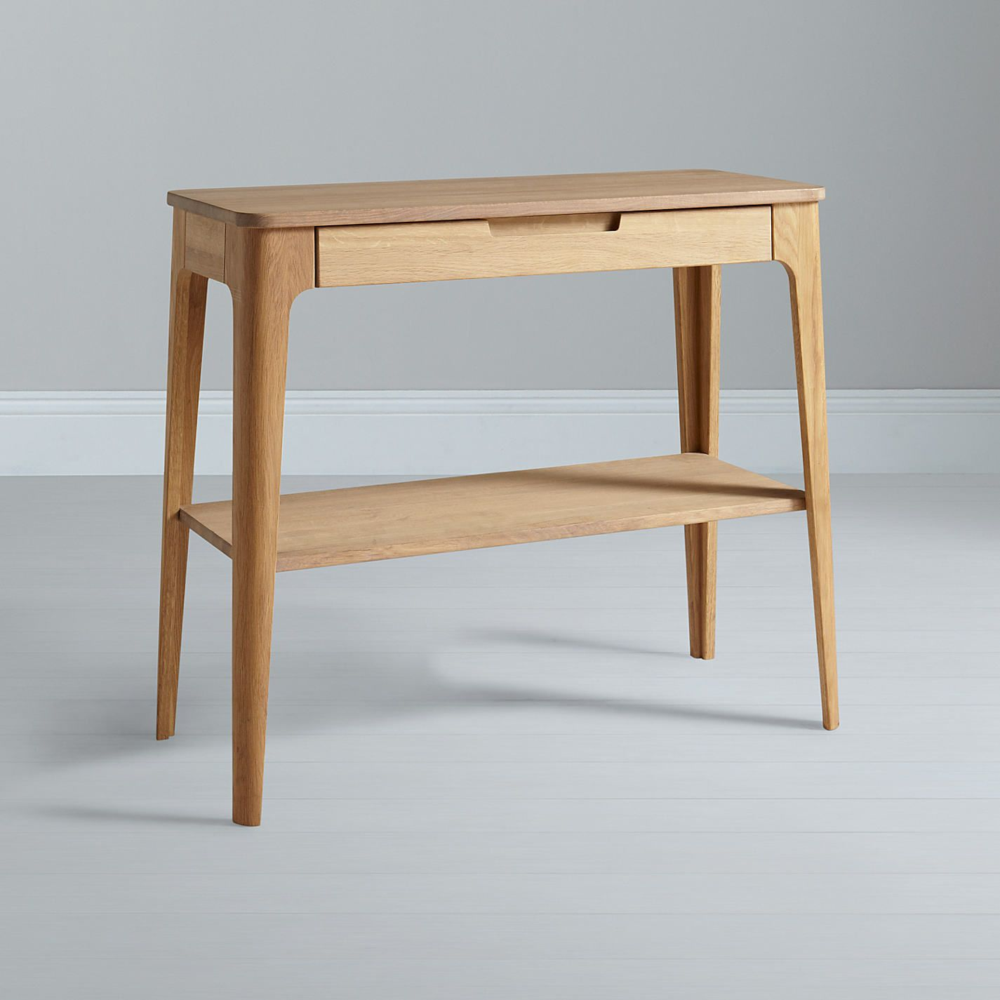 Ebbe gehl for john lewis mira console table console tables john buy ebbe gehl for john lewis mira console table john lewis geotapseo Choice Image
