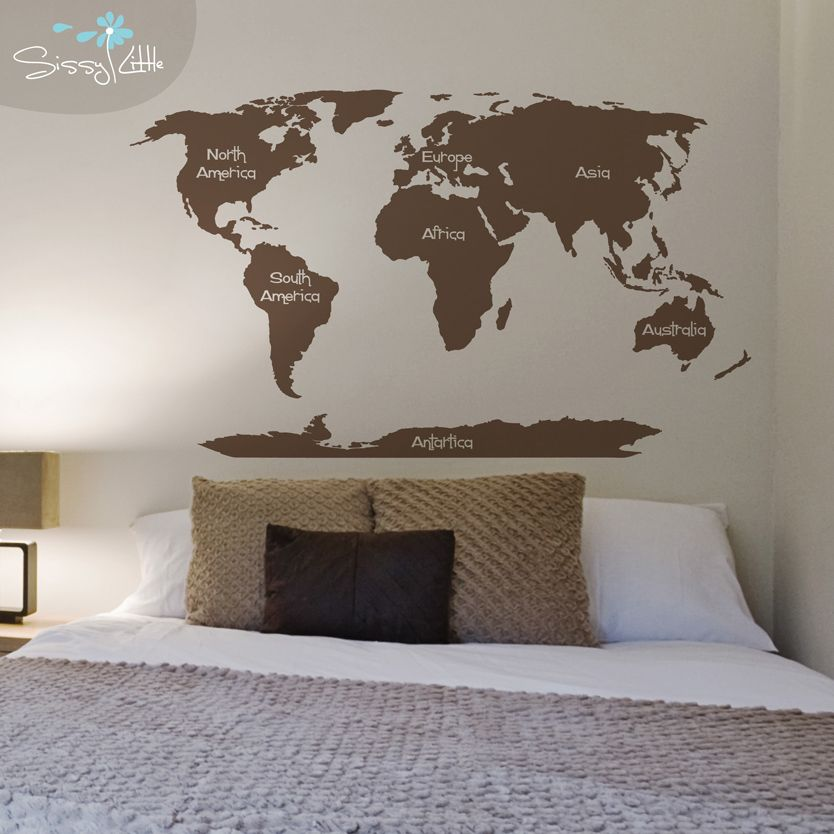 Like This Too For Our Travel Themed Bedroom Crafty