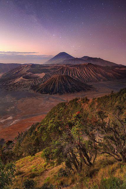 Bromo, Tengger, Semeru National Park, Indonesia // @Adri Syahfril Koto Piliang
