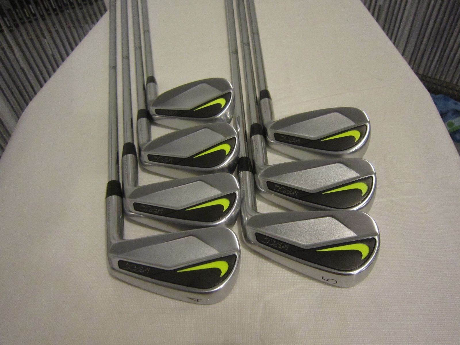 Nike Vapor Pro Iron Set - 4-PW - Dynamic Gold S300 Stiff Flex Steel ... 75b7bdfb5