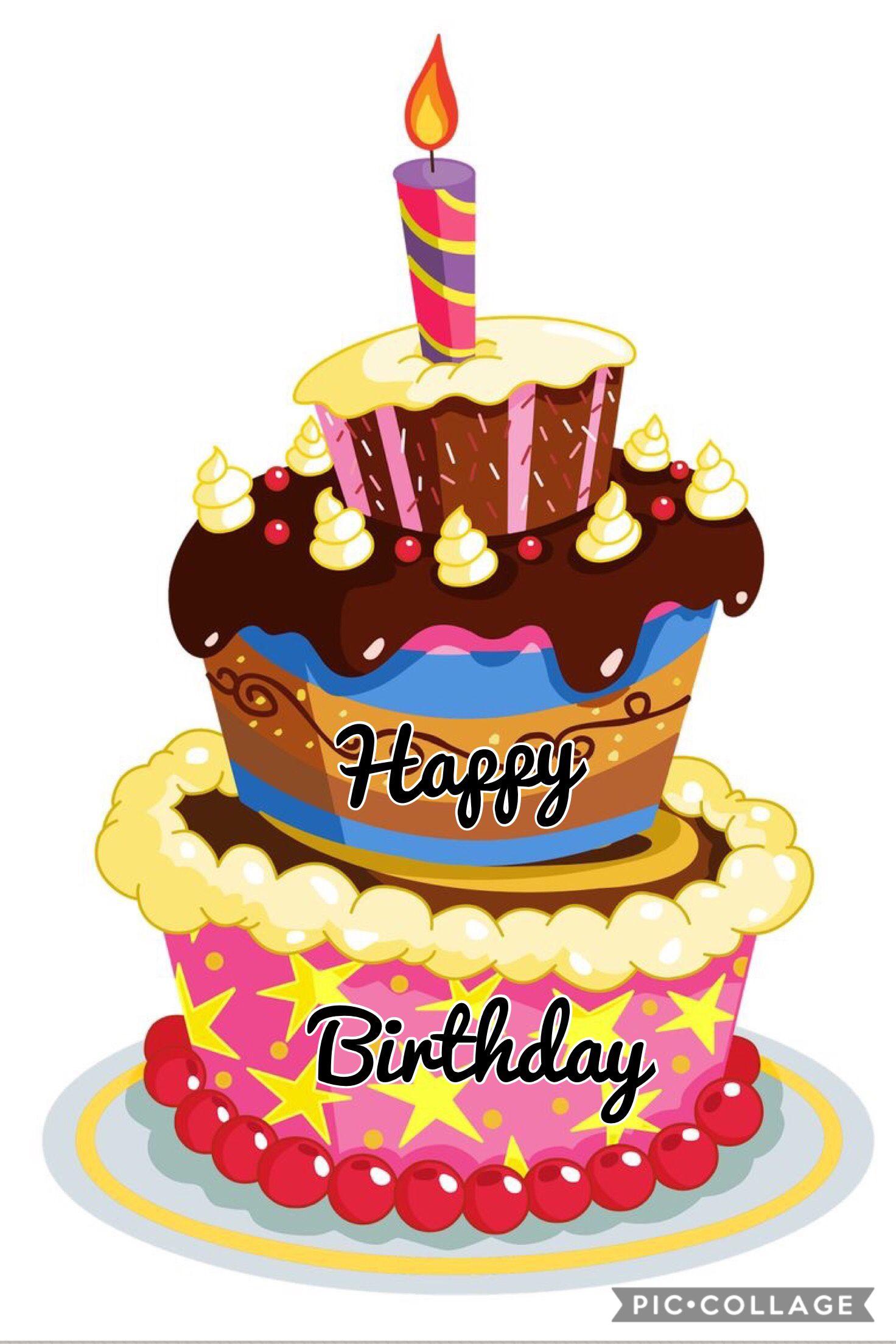 Pin En Birthday Cakes