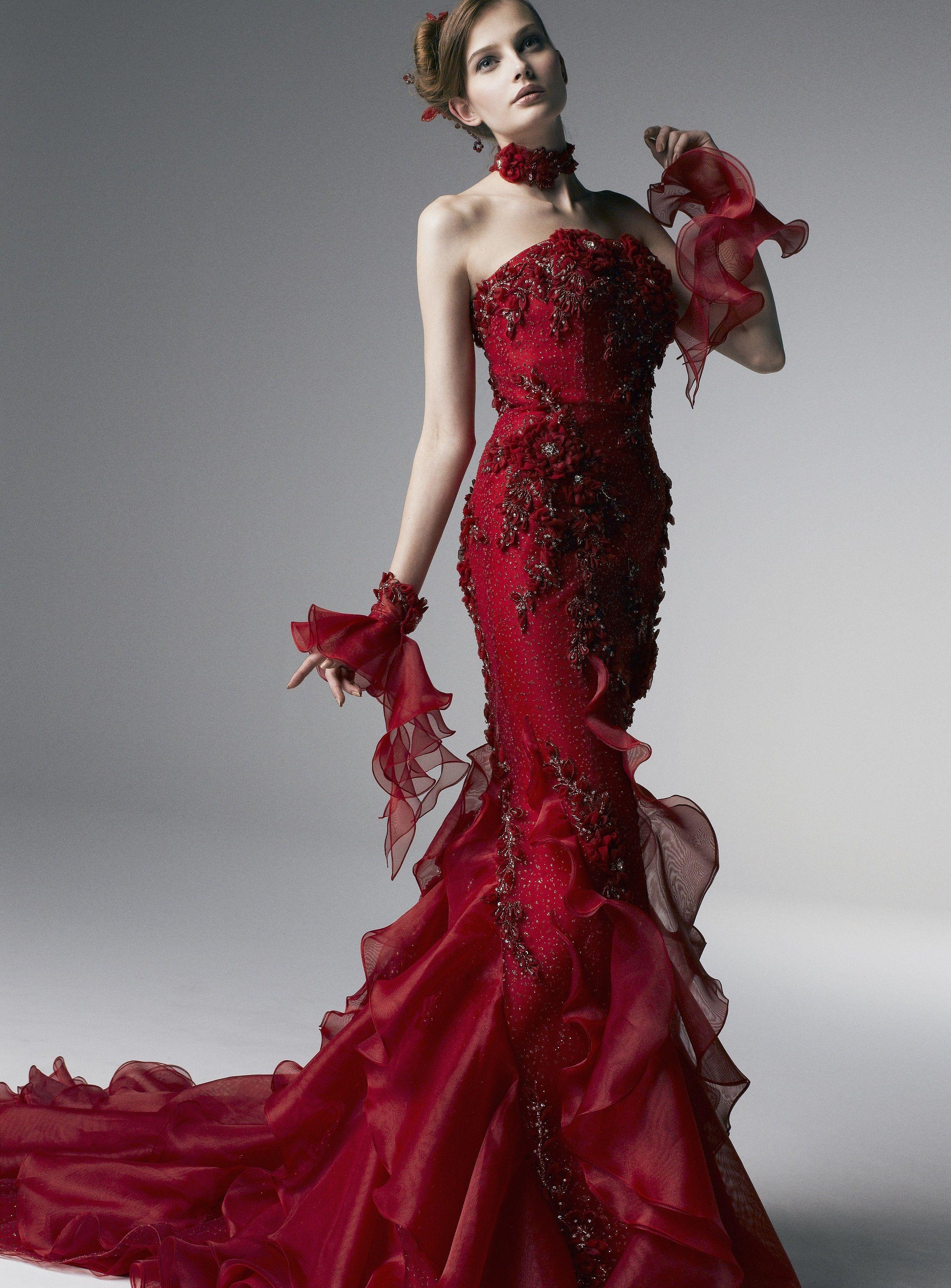 Yumi Katsura Beautiful Dresses Beautiful Gowns Fashion