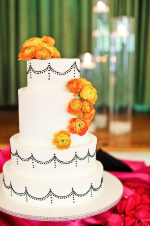 Its Tasty Too At Orlando FL Central Florida Wedding Cake Vendors